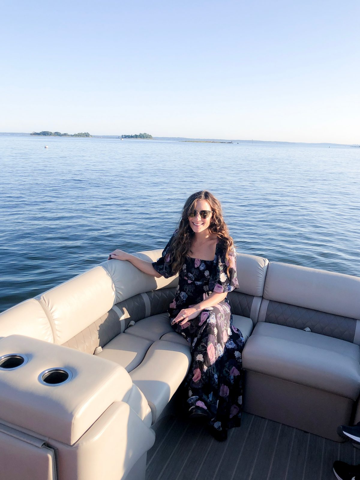 Greenwich Harbor Cruise with Delamar Greenwich Harbor Caitlin Houston