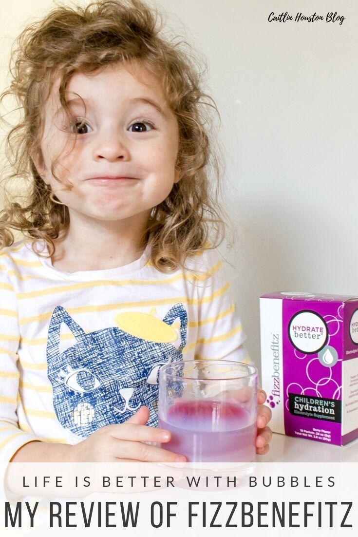 Hydration Tips for Children using FizzBenefitz electrolyte supplement powder