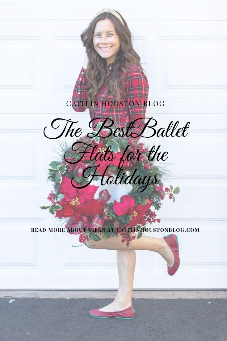 Tieks Holiday Post