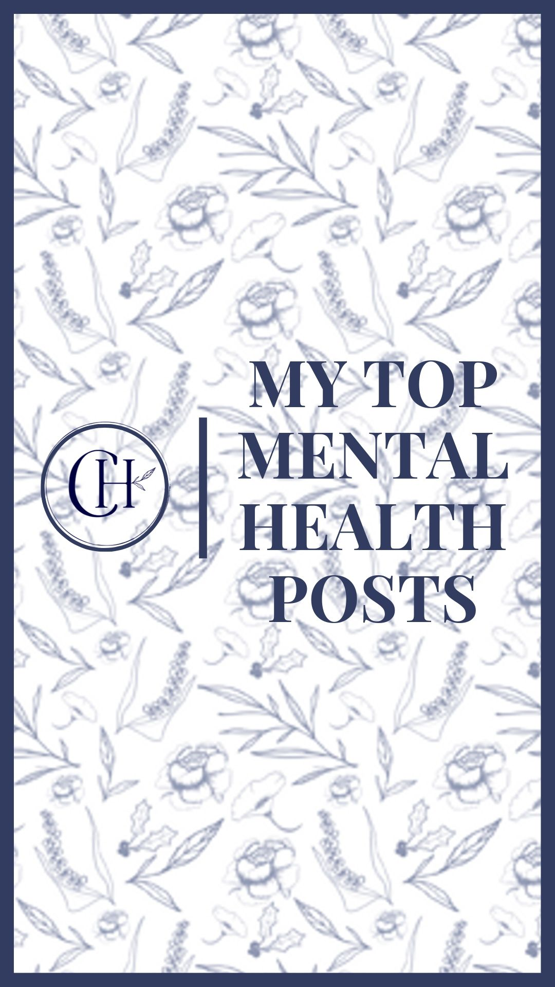 Top Mental Health Posts By Caitlin Houston about Anxiety, Depression, and Postpartum Depression