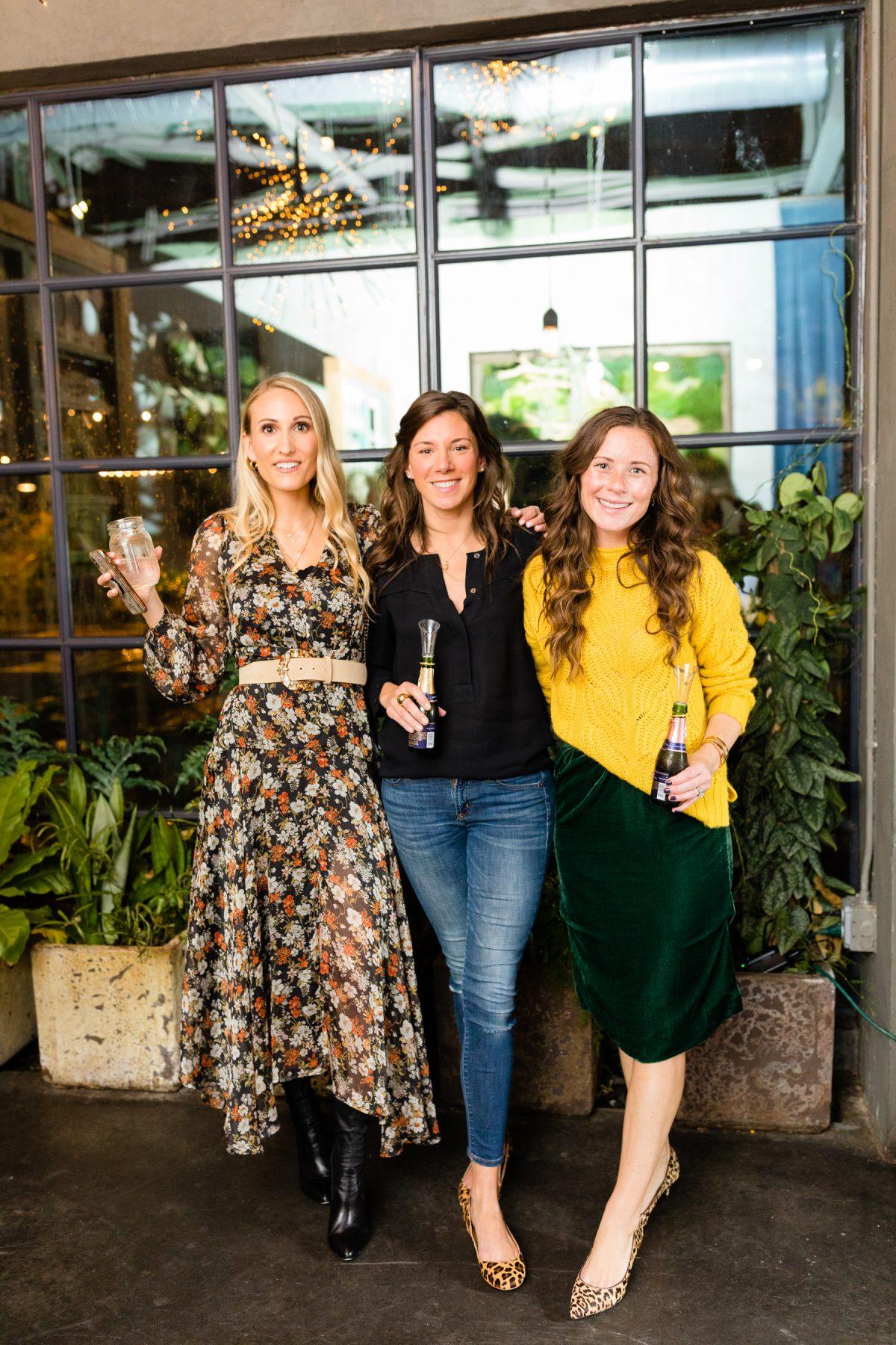 Bloggers at Terrain Ashley Alexandra Caitlin