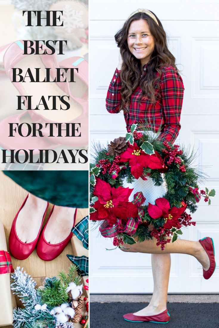 The Best Ballet Flats for the Holidays // Tieks by Gavrieli