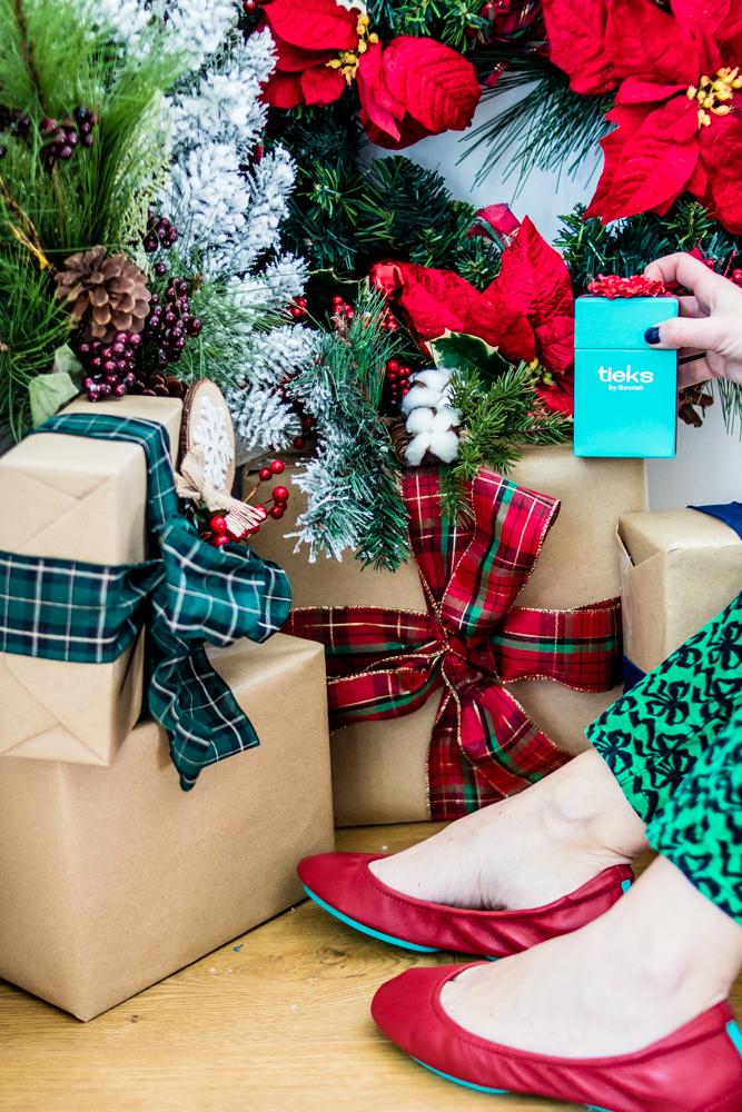 Tieks Gift Card for Christmas