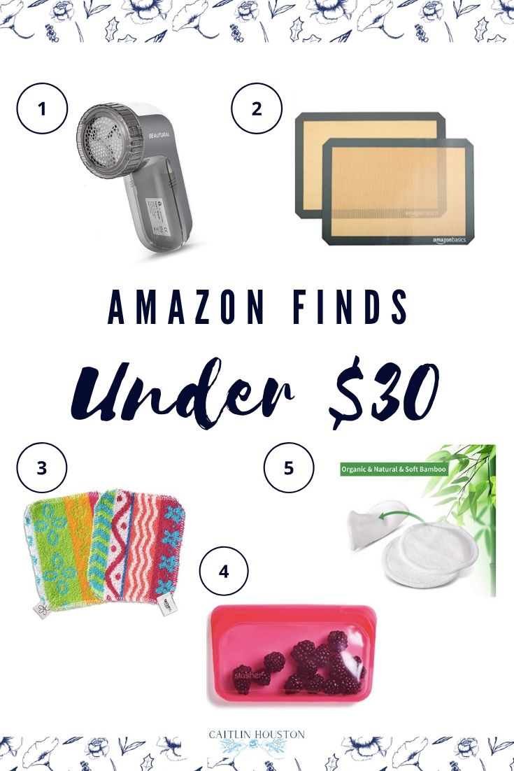 Amazon Finds For the Home Under $30