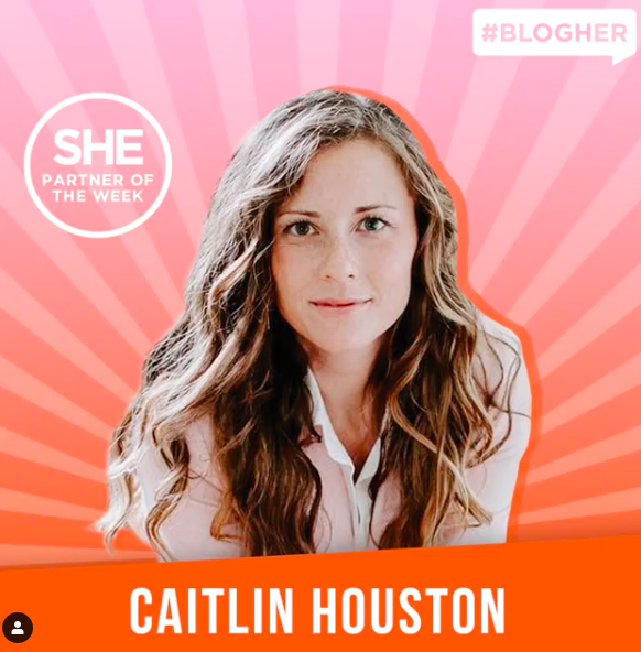 She Media Partner Caitlin Houston