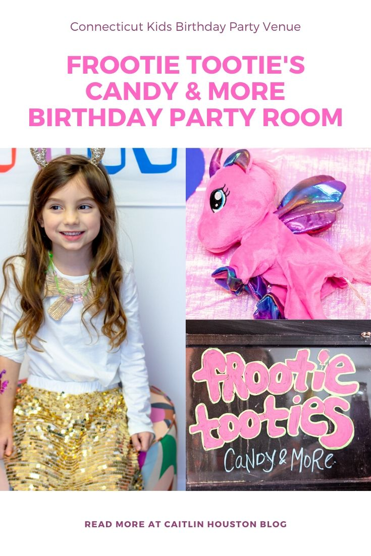 birthday party details for little girls pink unicorn party