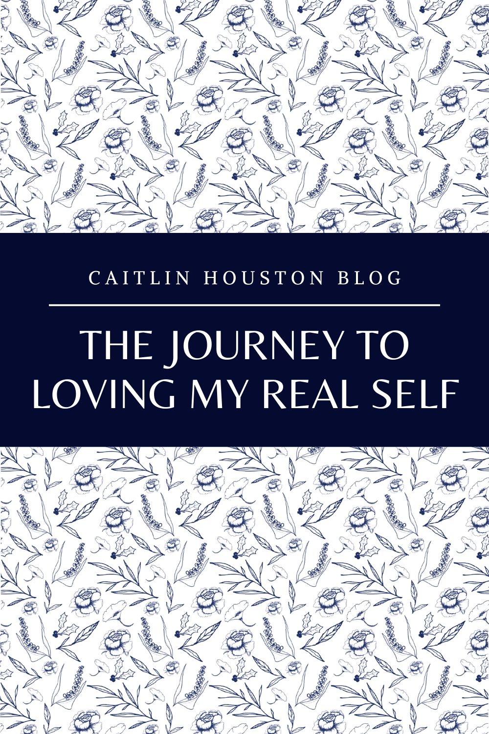 Do you love your real self? I think our world would be a better place if we allowed our differences to bring us together instead of setting us apart.