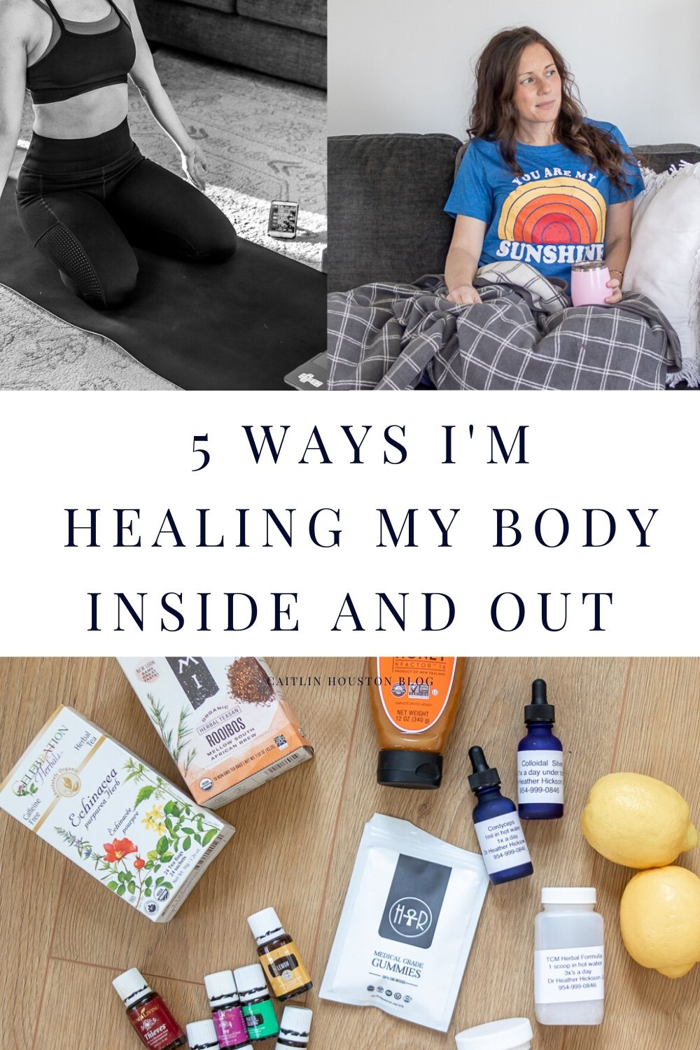 How to heal your body naturally and strengthen you immune system post-Coronavirus