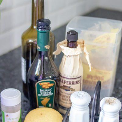 Easy Marinade Ingredients