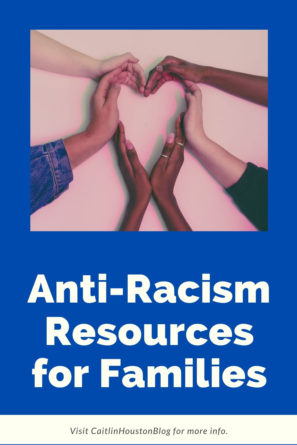 Anti-Racism Resources for Families