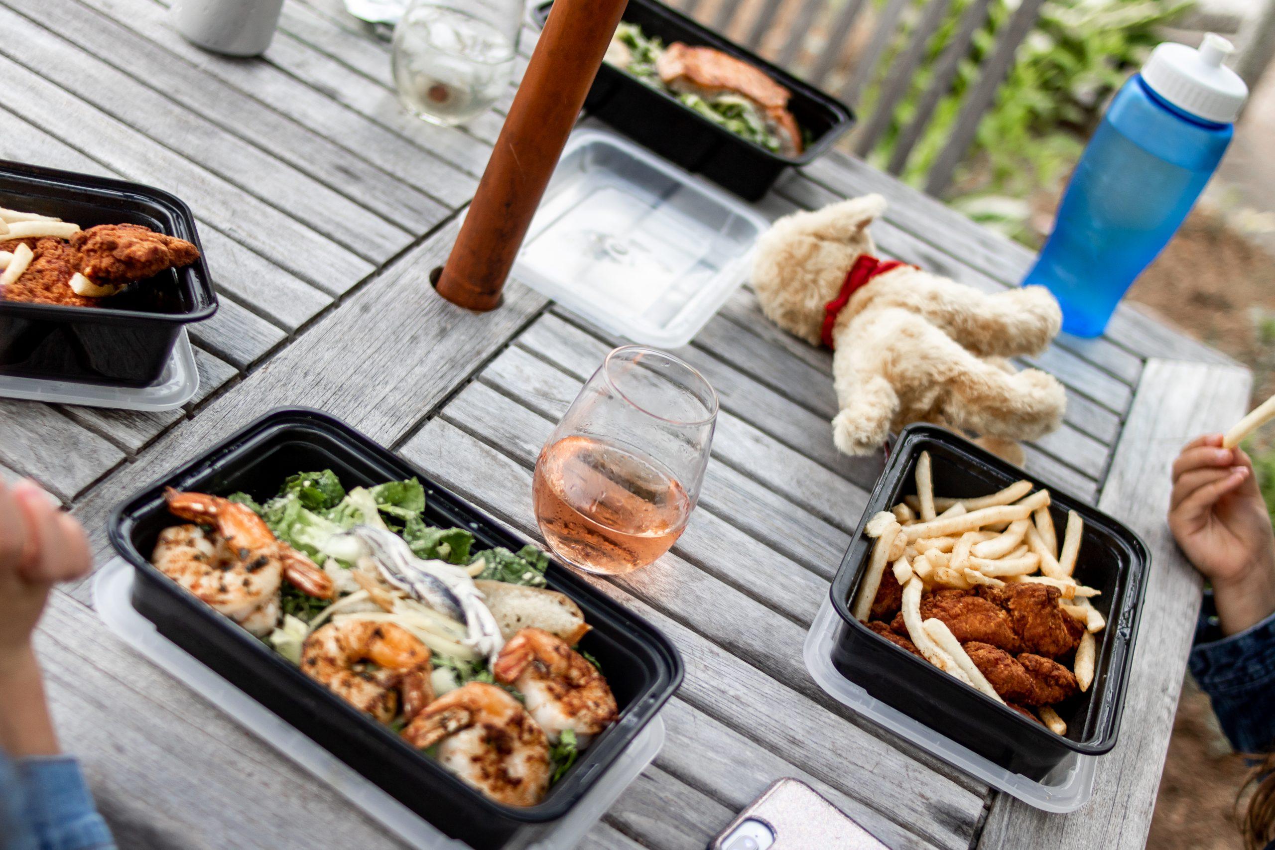 Dining Experiences at the Winnetu Oceanside Resort in Martha's Vineyard