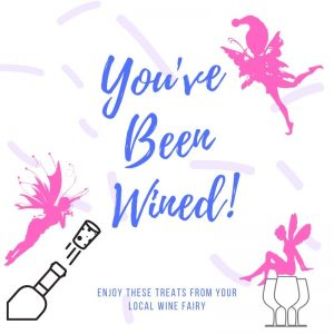 You've Been Wined Activity
