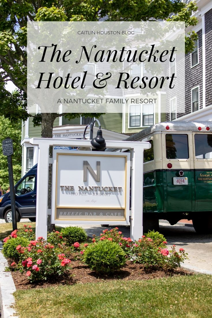 The Nantucket Hotel & Resort - a family vacation destination in New England located minutes from downtown Nantucket.