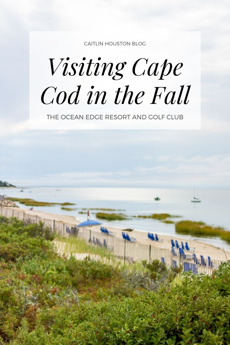 Visiting Cape Cod in the Fall - A Fall Getaway to the Ocean Edge Resort in Brewster MA