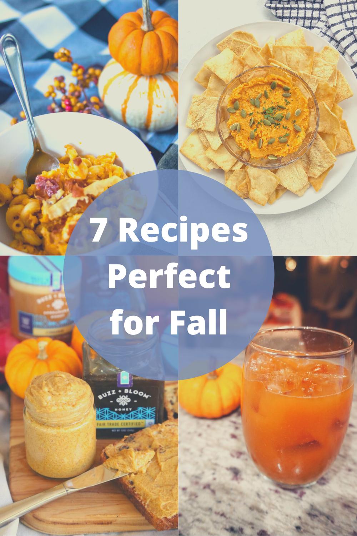 7 Pumpkin Recipes Perfect for Fall