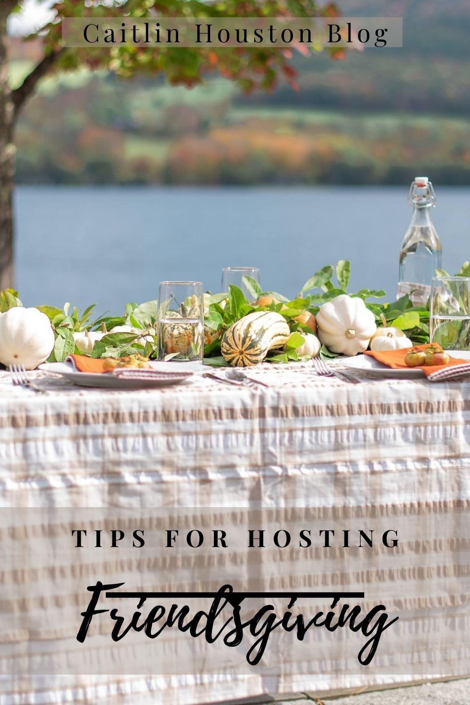 5 Tips for Hosting Friendsgiving