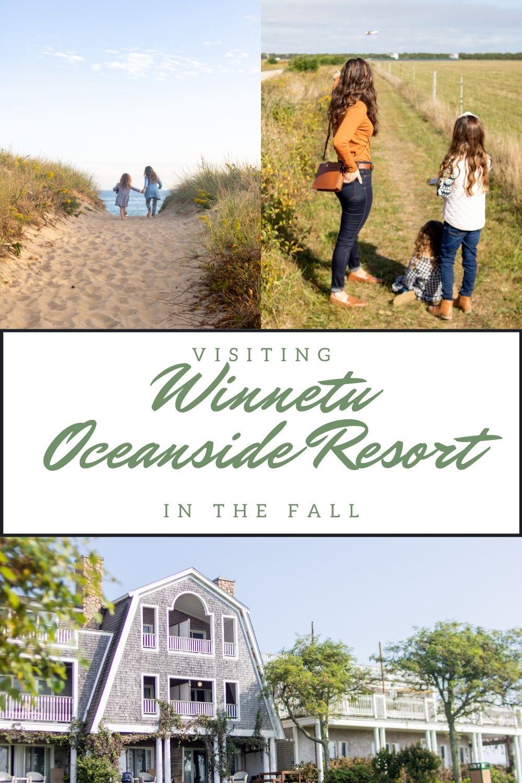 Martha's Vineyard in the Fall - Stay at the Winnetu Resort