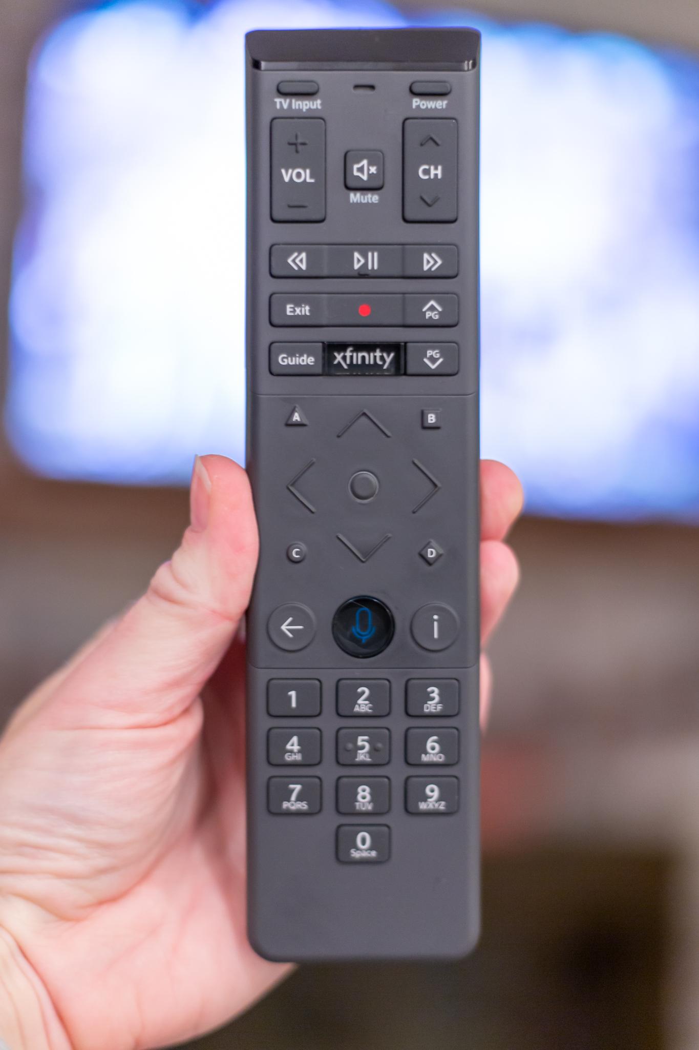 Xfinity Remote
