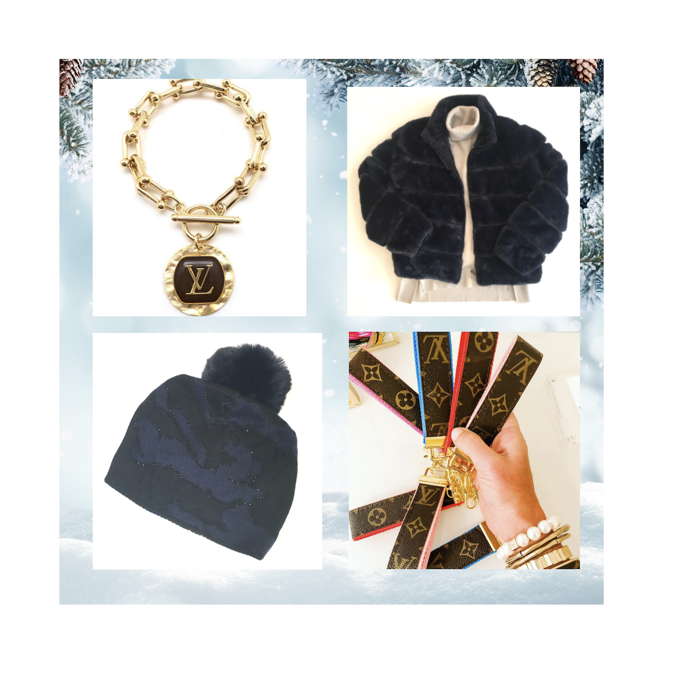Lucy's Looks Winter Outfits and Accessories