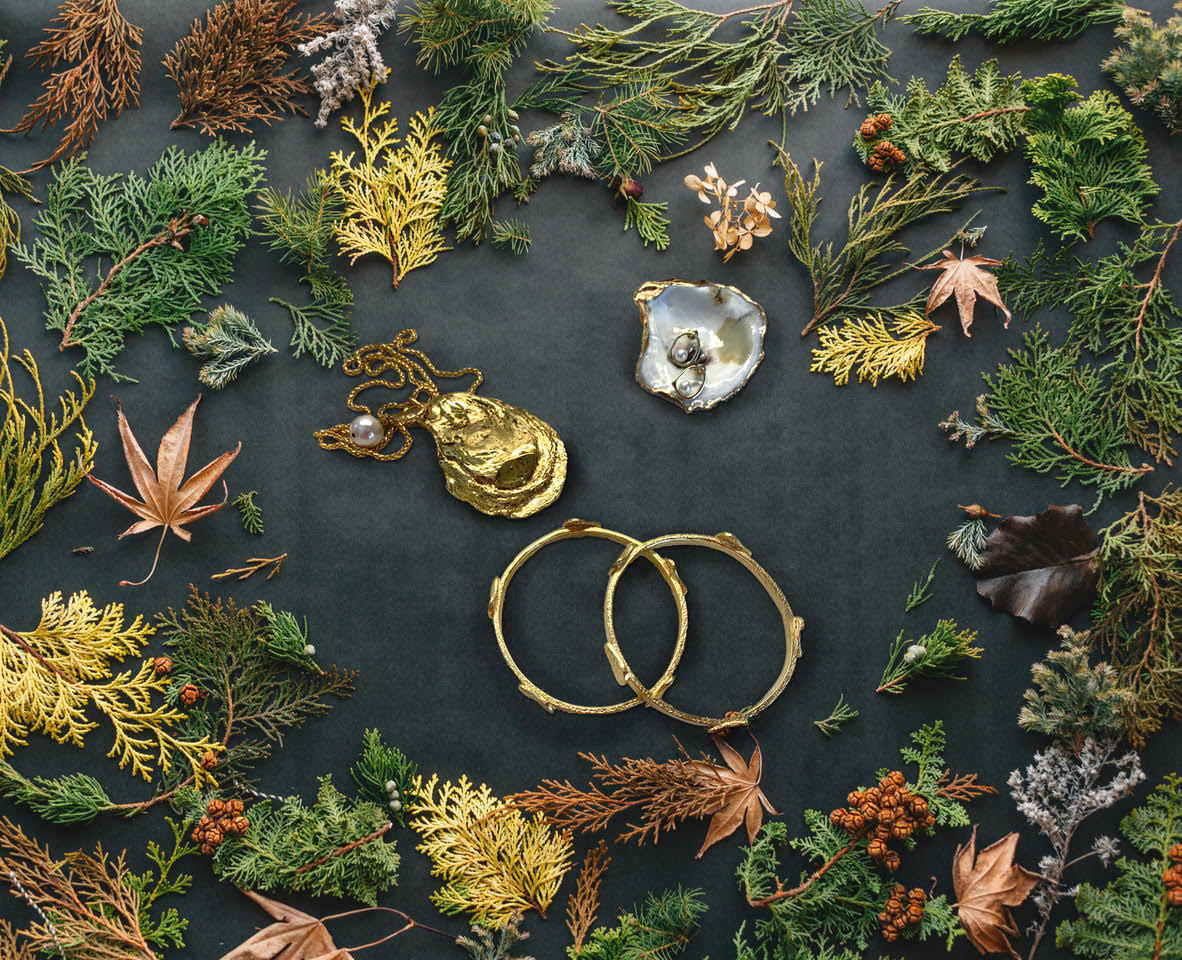 Old Line Oysters Jewelry
