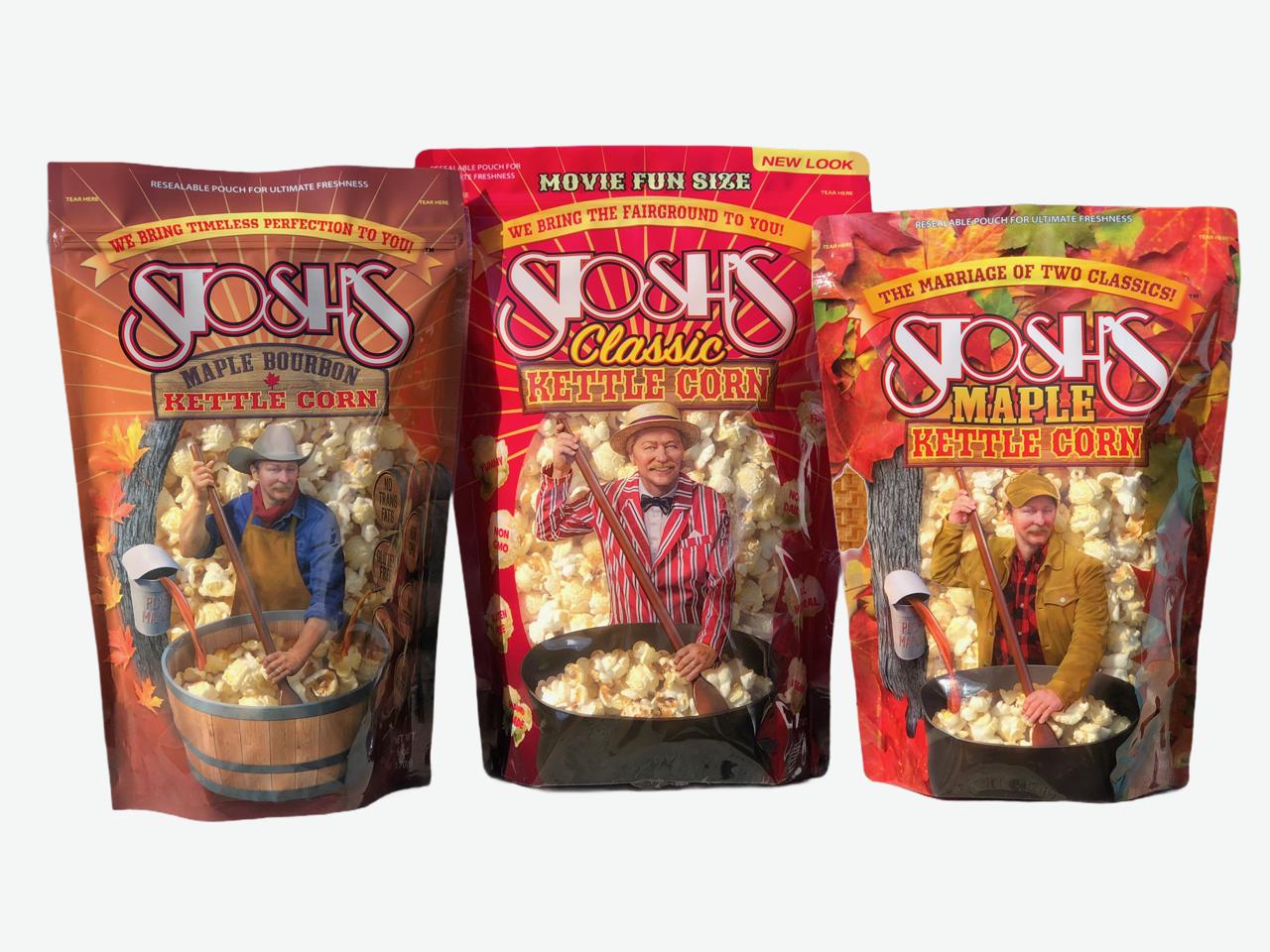 Stosh's Kettle Corn
