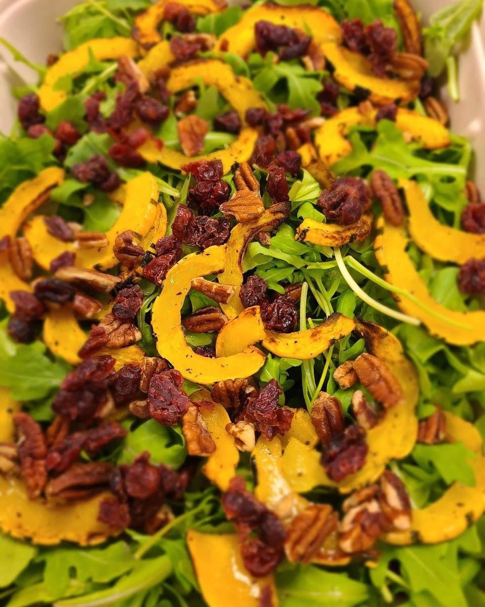 healthy is the way salad