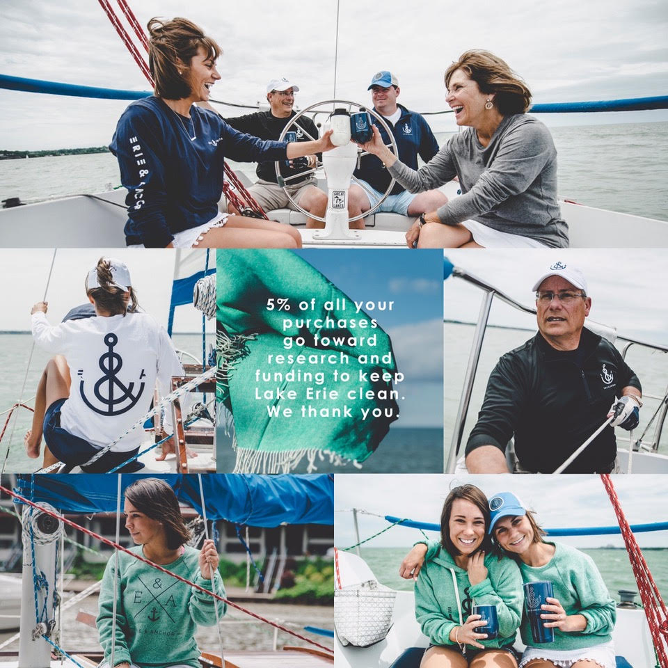 Erie and Anchor apparel gift