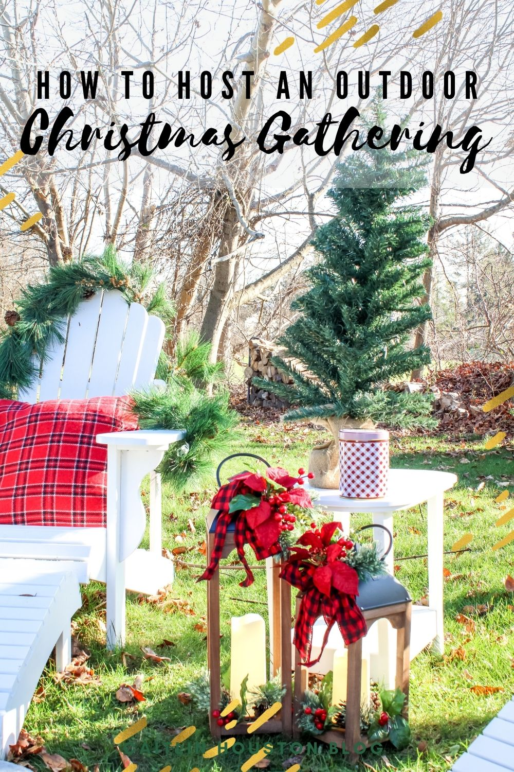 Tips for Hosting an Outdoor Christmas Gathering