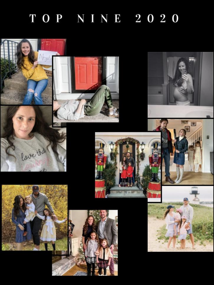 Top nine 2020 CaitlinHoustonBlog