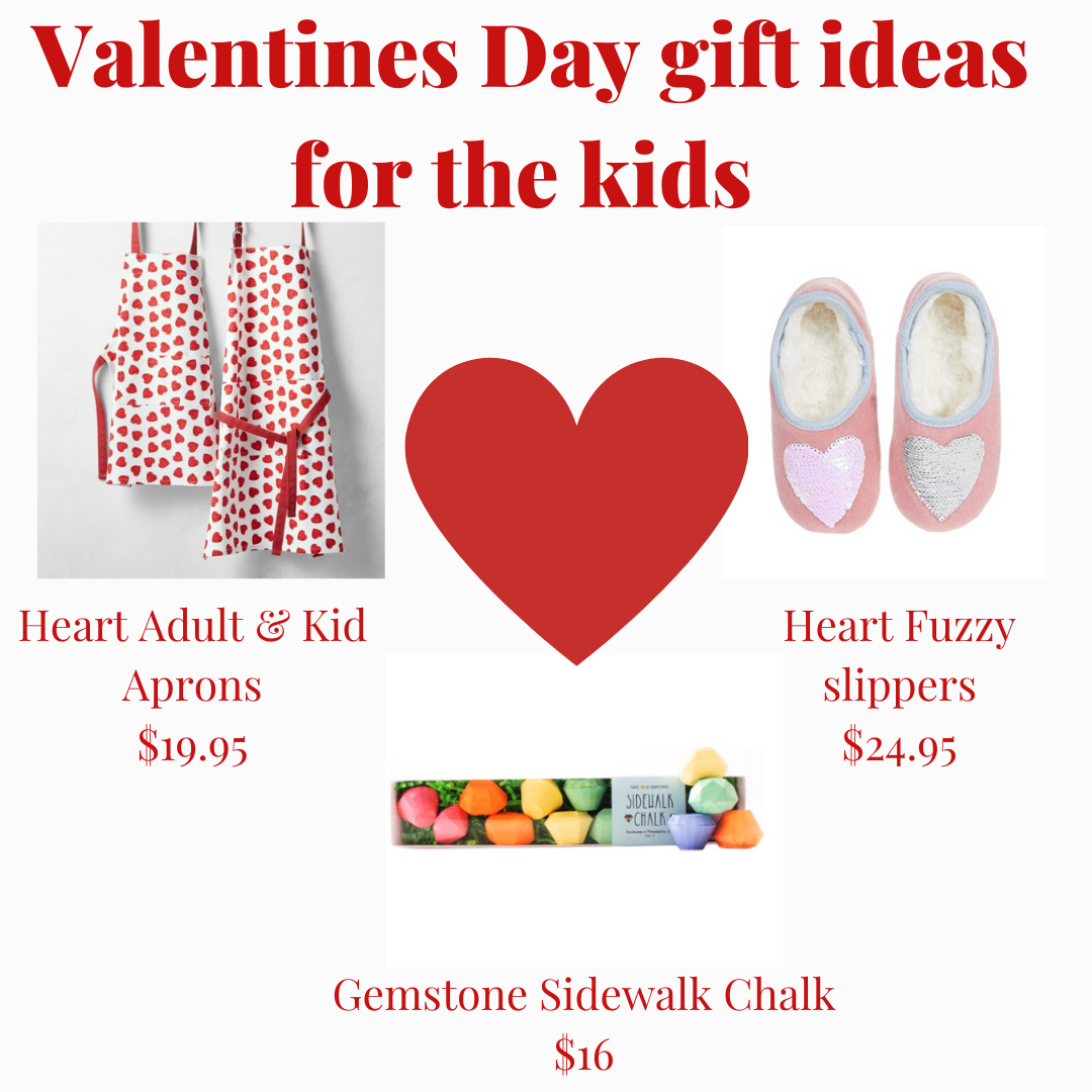 valentines day gift ideas for the kids