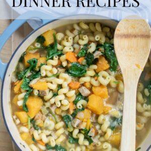 EASY DUTCH OVEN DINNER RECIPES