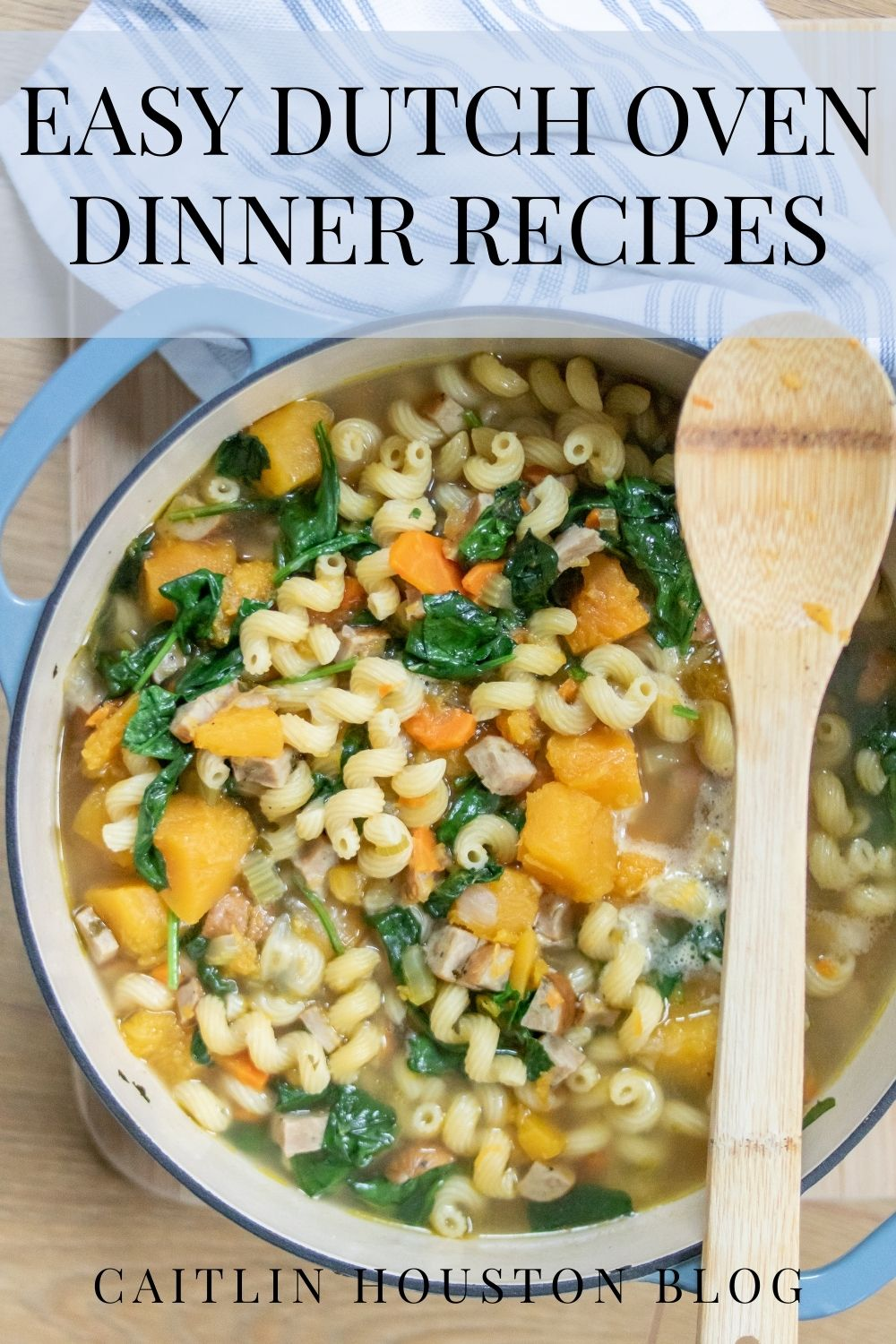 Easy Dutch Oven Dinners