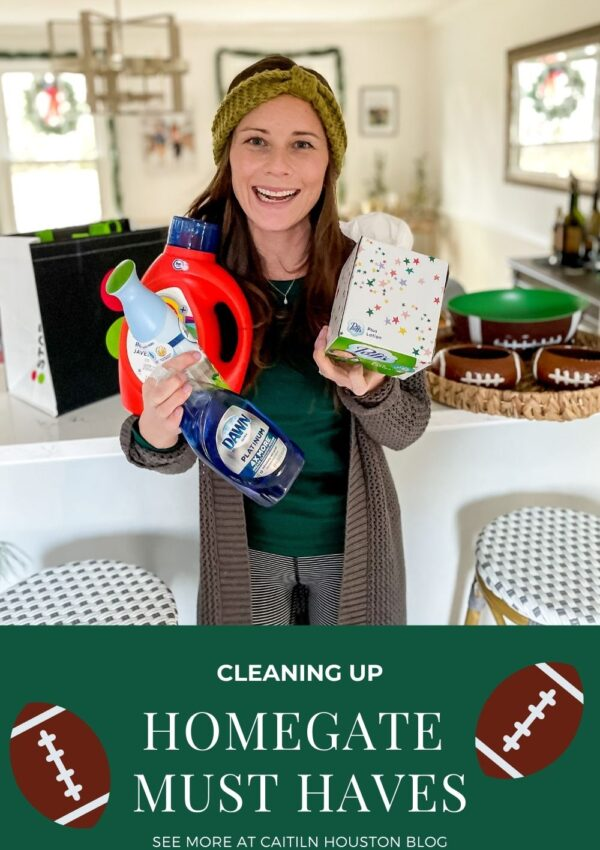 Homegate Clean Up Must Haves
