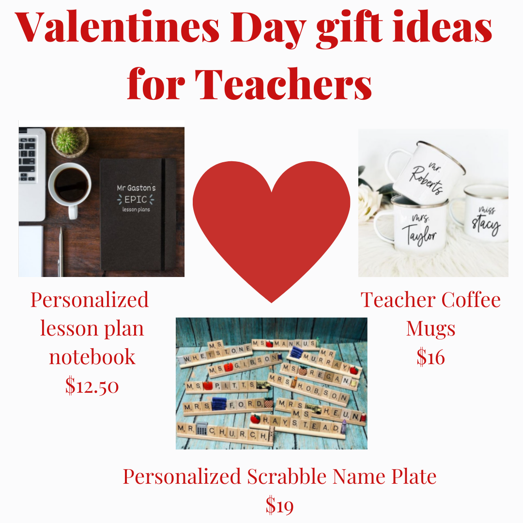 valentines day gift ideas for teachers
