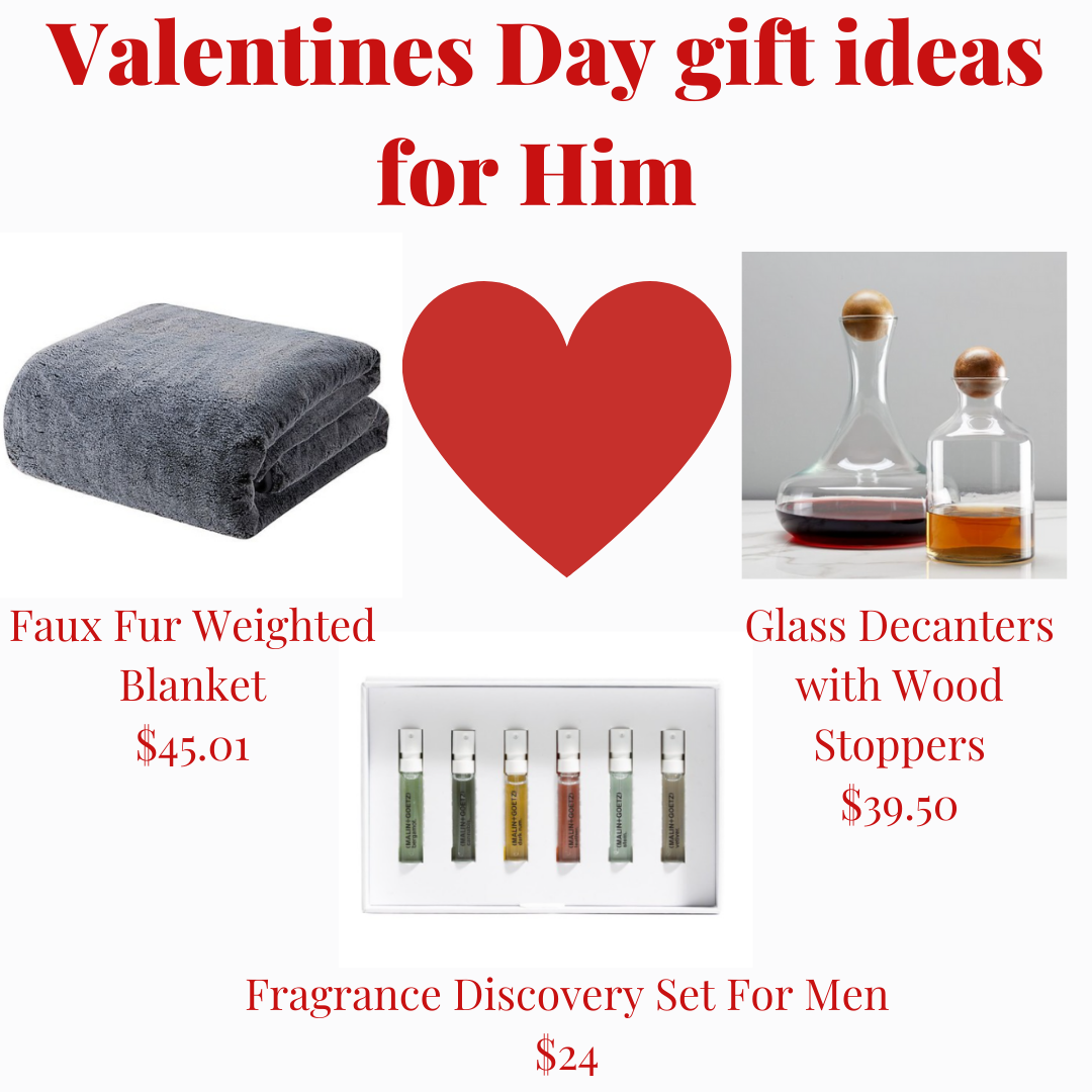 valentines day gift ideas for him
