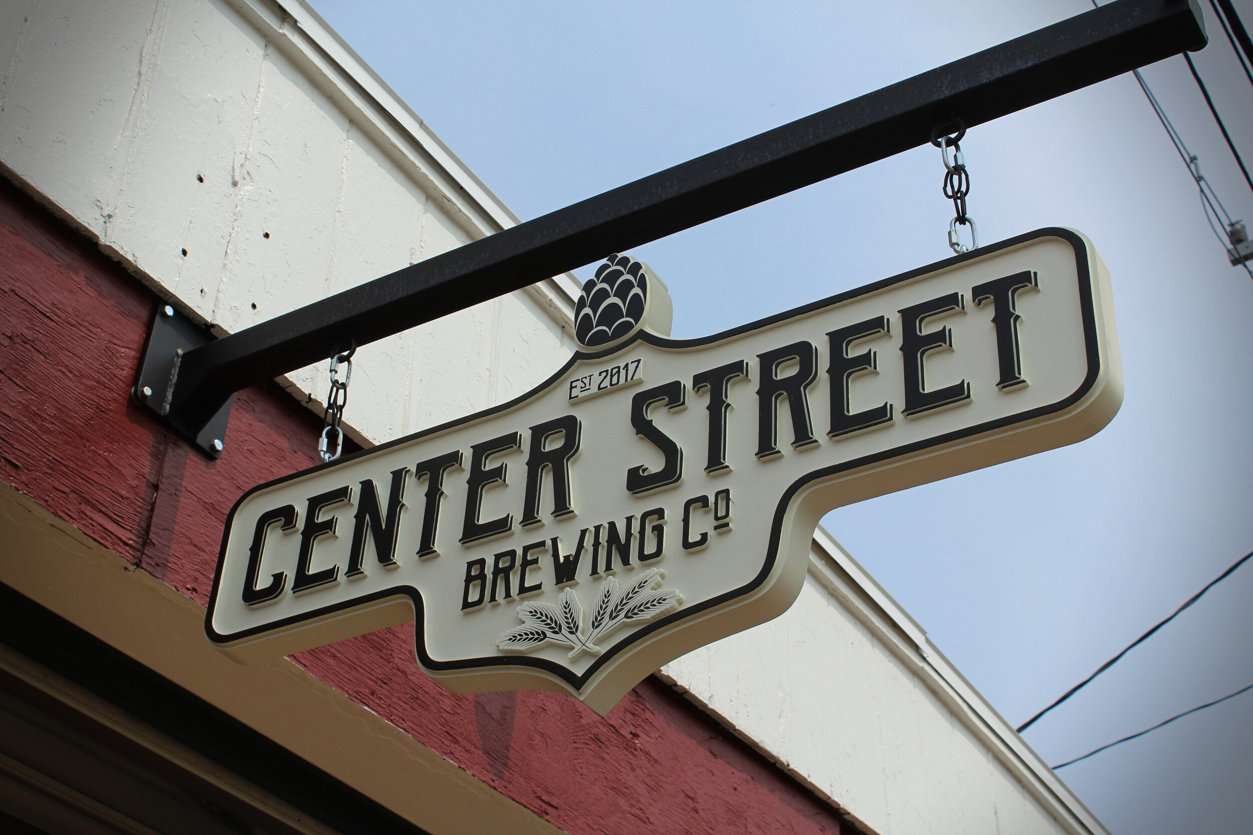 Center Street Brewing Company