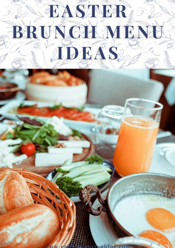 Easter Brunch Menu Ideas