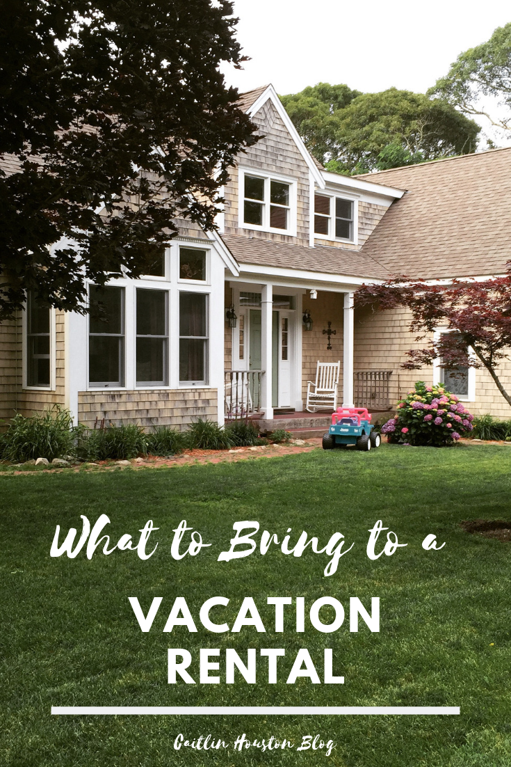 What to Bring to a Vacation Rental Home - Tips for Traveling