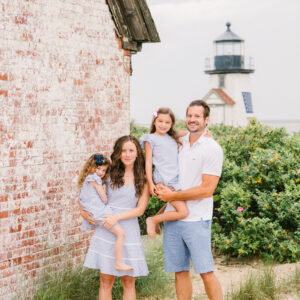What to Wear for Family Photos in the Spring or Summer