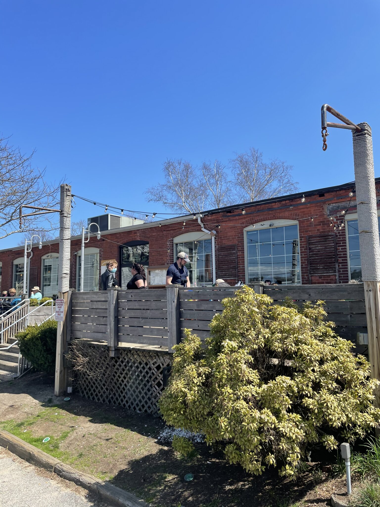 Where to Eat in Mystic with Family - Engine Room Mystic CT