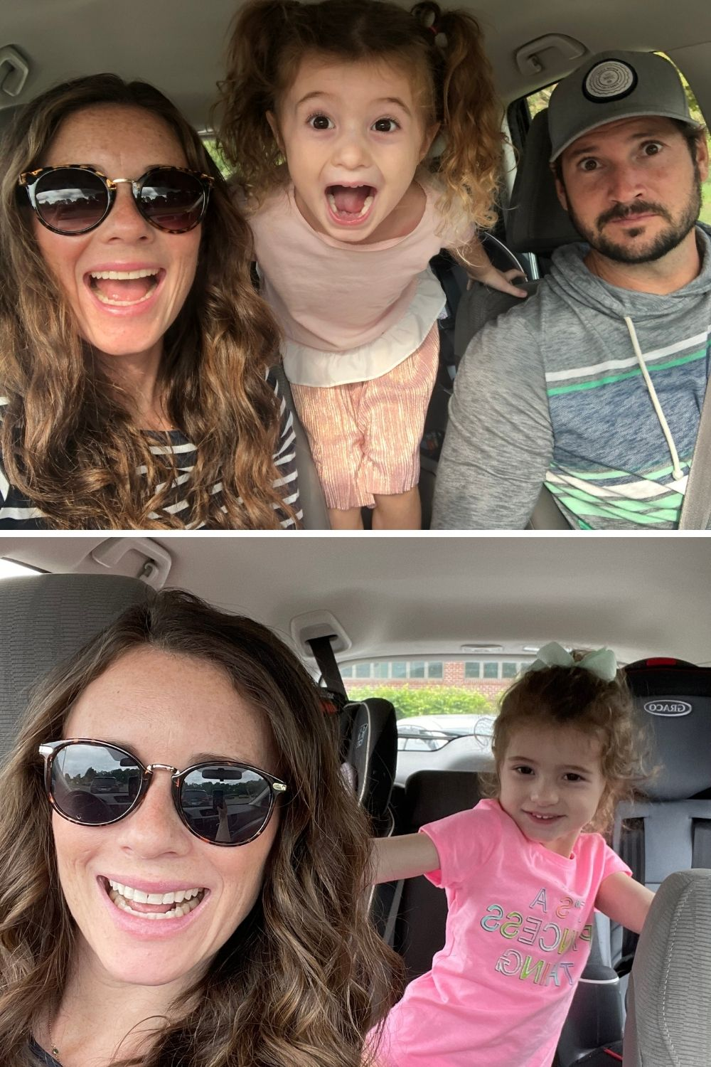 Loving Lately June 2021 - First and Last Day of School for preschool with Caitlin Houston Blog