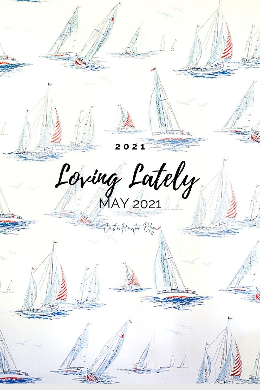 Loving Lately Sailboats