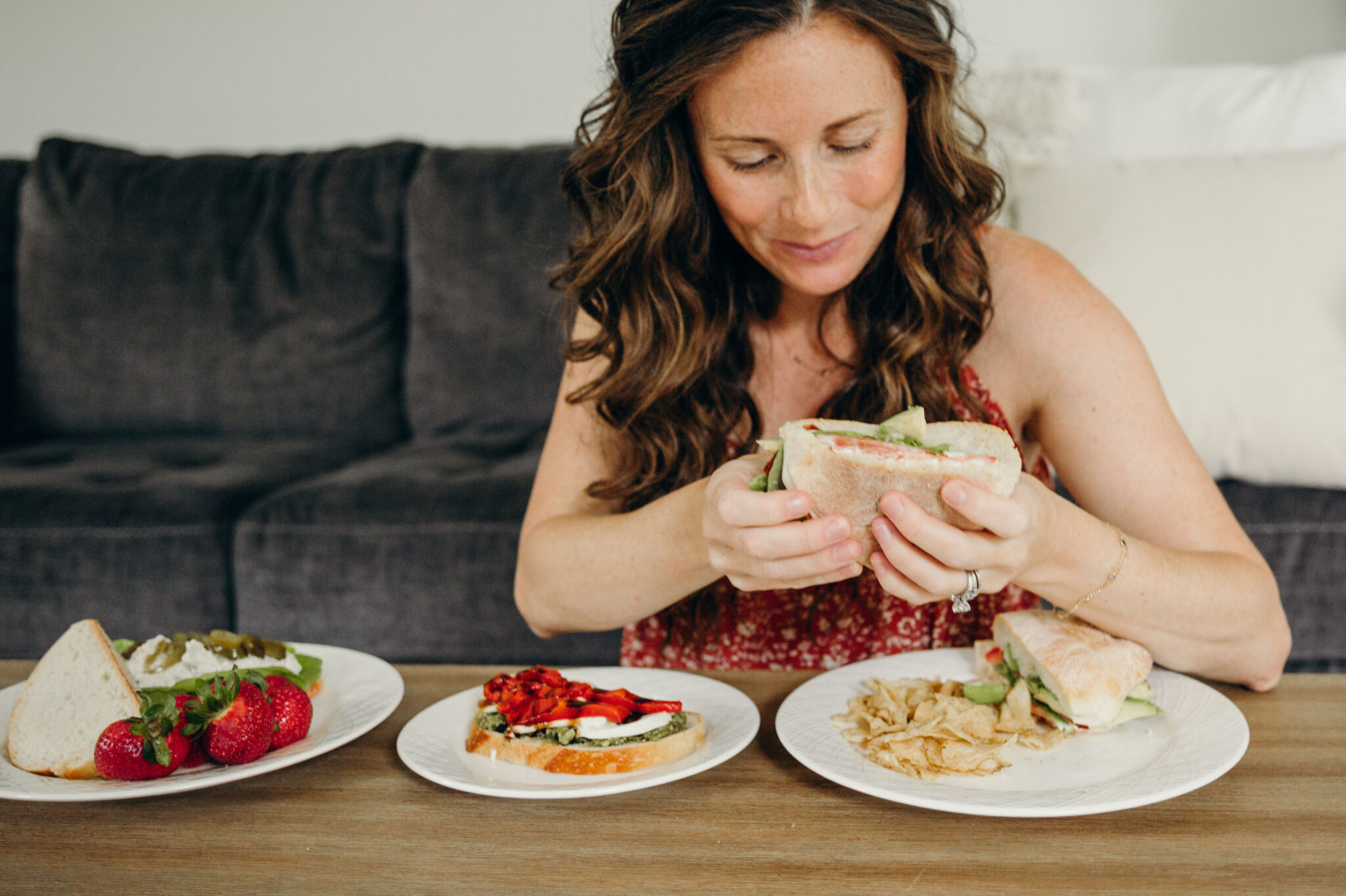Sandwiches to Eat While Pregnant.