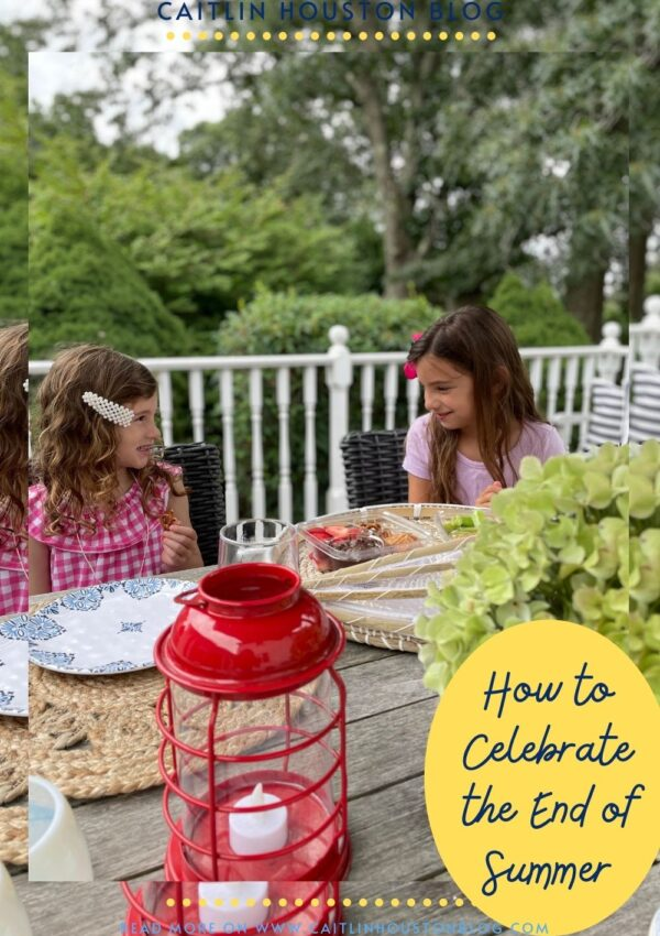 4 Ways to Celebrate the End of Summer