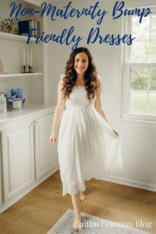 Non-Maternity Bump Friendly Dresses