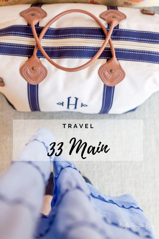 Girls Getaway to 33 Main Lenox MA
