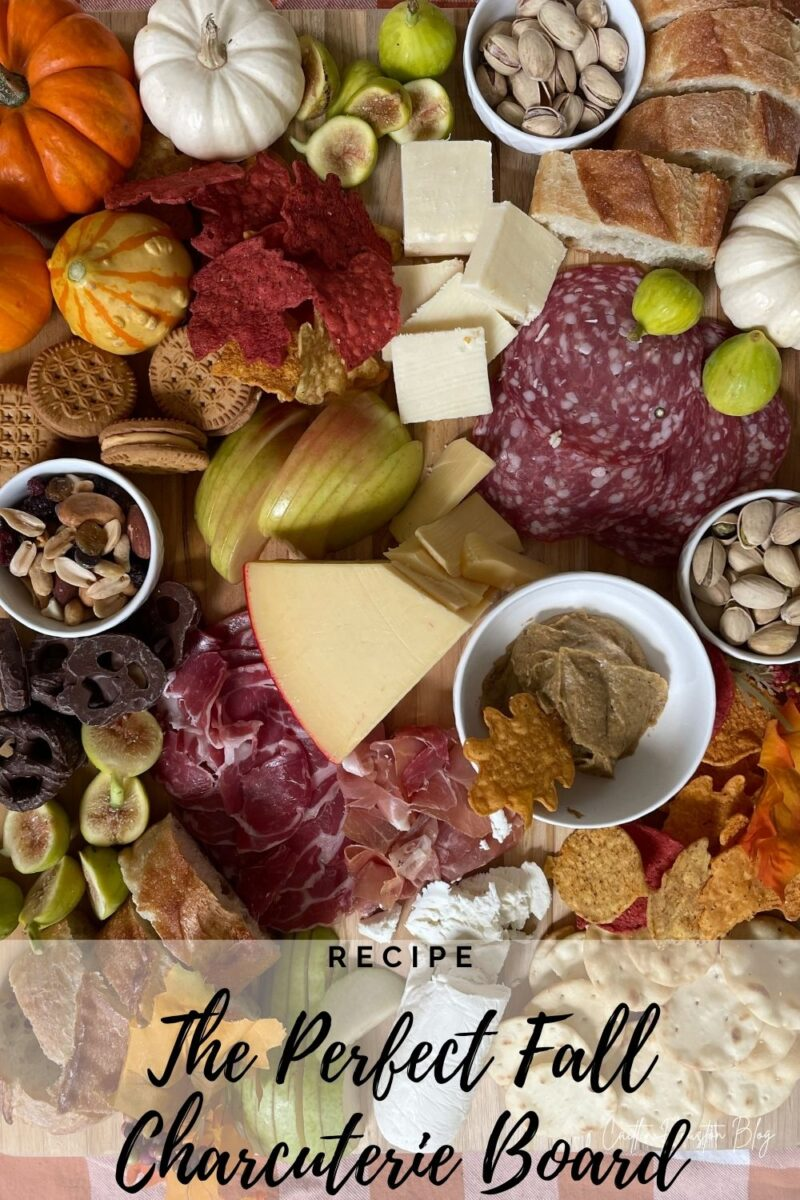How to Make the Perfect Fall Charcuterie Board
