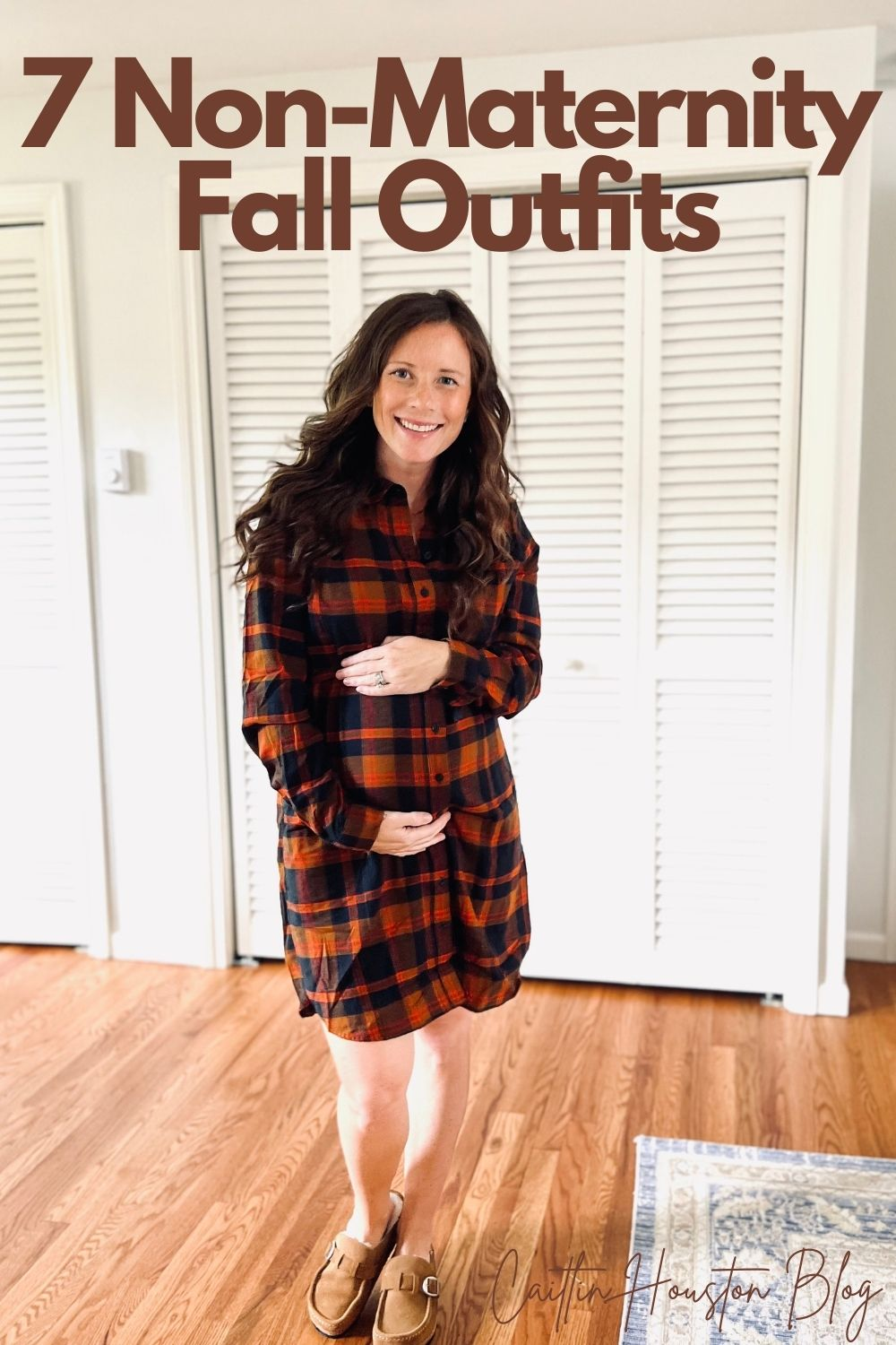 Fall Non-Maternity Outfits